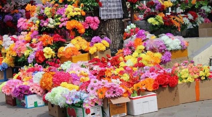 Траурные цветы