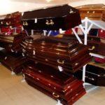 Формы гробов и материалы, из которых они изготавливаются