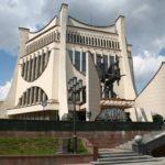 Гродненские памятники архитектуры и искусства, сохранившиеся до наших дней
