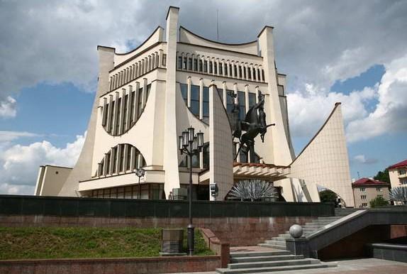 Памятники города Гродно