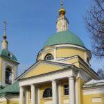 Приход храма Рождества Иоанна Предтечи в Минске
