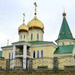 Православный храм Святого Апостола Андрея Первозванного в Минске