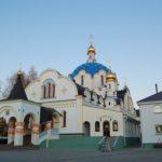 Храм иконы Божьей Матери в Минске