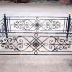 Кованая ограда на кладбище — красота и долговечность, выраженная в металле