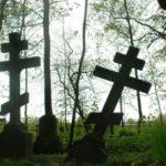 Формы крестов на кладбище и история их возникновения