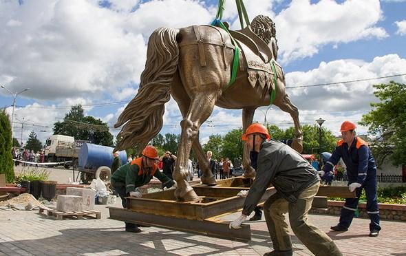 Ольгерд на коне