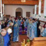 Приход храма в честь иконы Божией Матери Всех Скорбящих в Минске