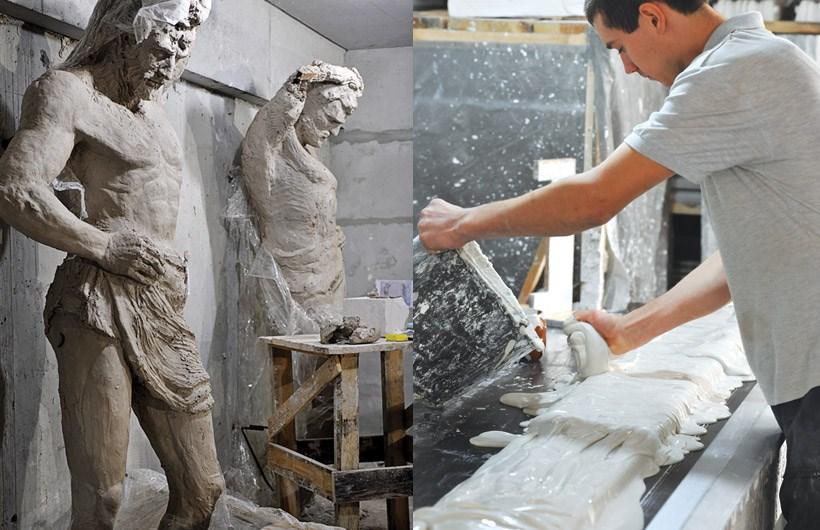 Реставрация и восстановление памятников