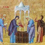 Праздник «Сретение Господне» у православных христиан