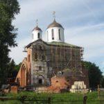 Храм Святой Живоначальной Троицы в Минске